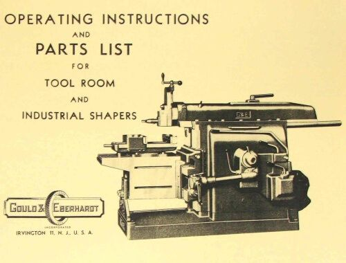 "American Tool Hole Wizard Instructions Manual 9/"" 9 speed Radial Drill"