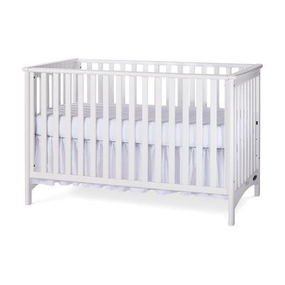 Child Craft London 3 In 1 Convertible Crib Cribs Traditional