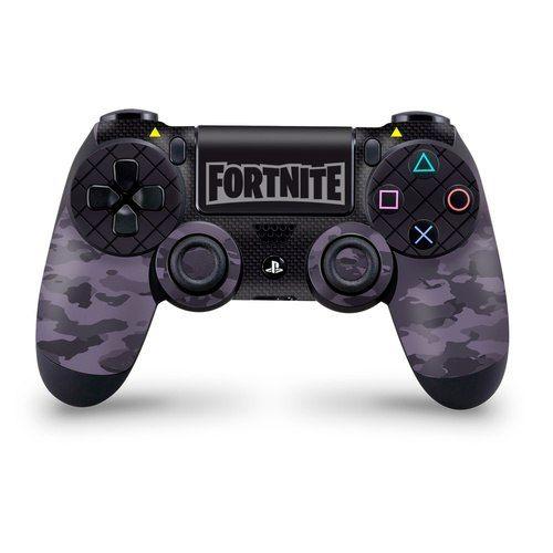 Carbon Glider Playstation 4 Controller Skin Fortnite Fan