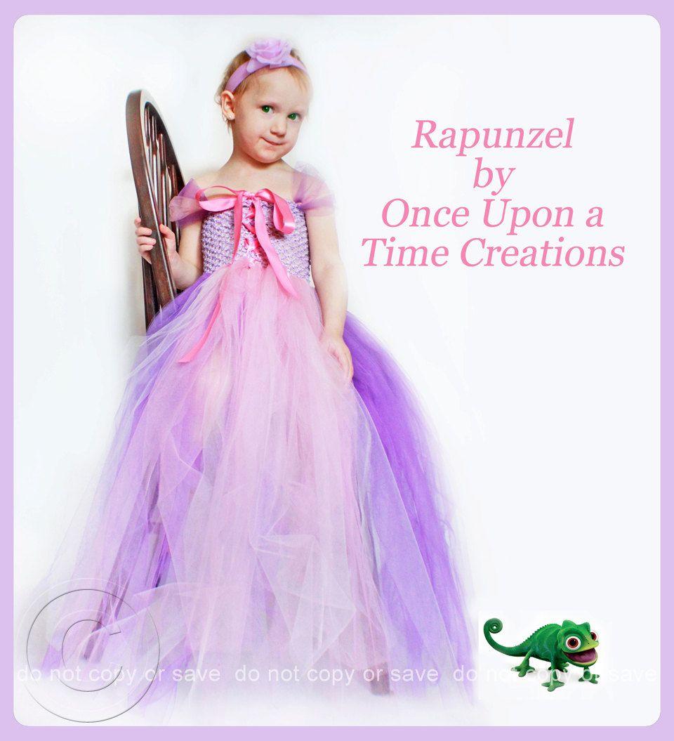 Rapunzel Inspired Princess Tutu Dress   HaLLoWeeN DiSNeY   Pinterest ...