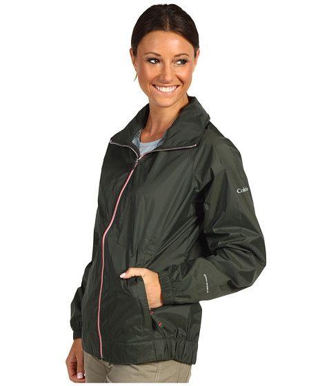 Columbia Switchback™ Jacket Gravel/Afterglow Zip - 6pm.com