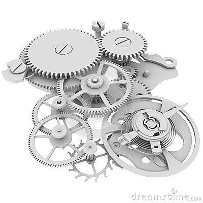 mécanisme-d-horloge