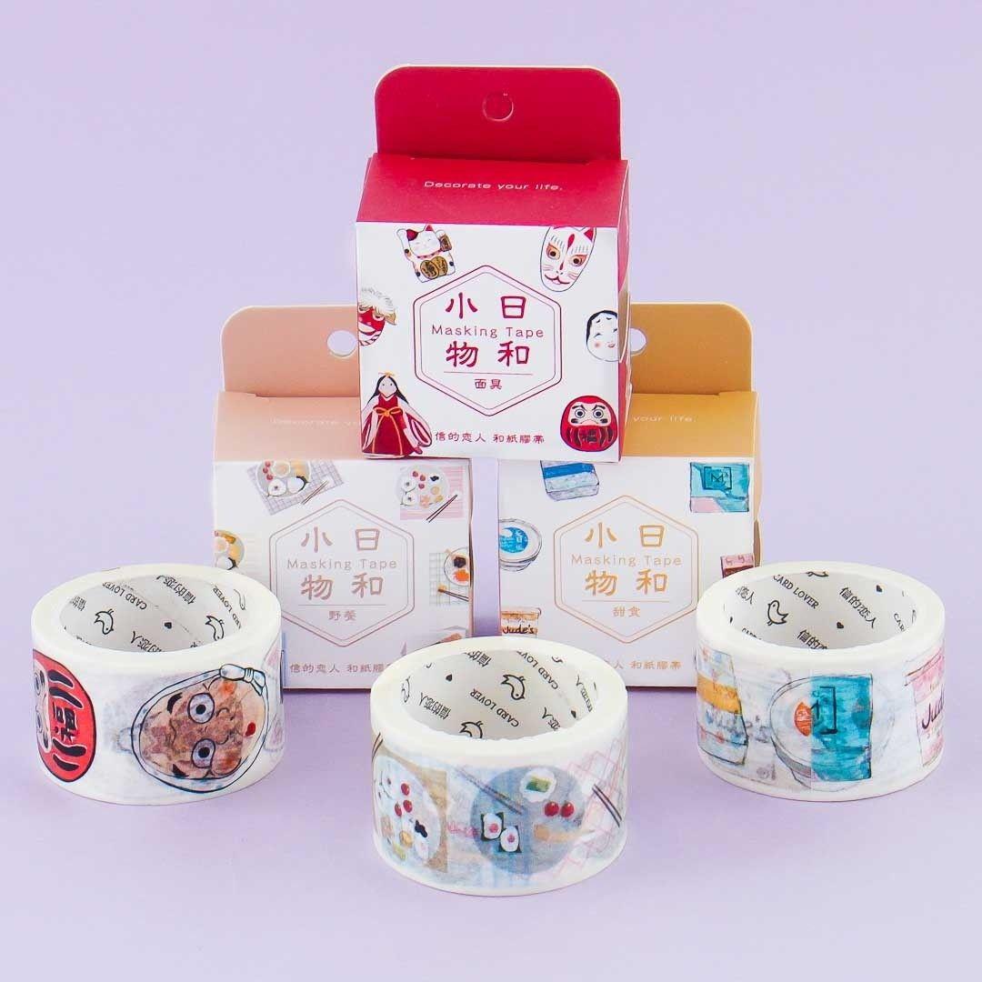 Japanese culture washi tape washi tape