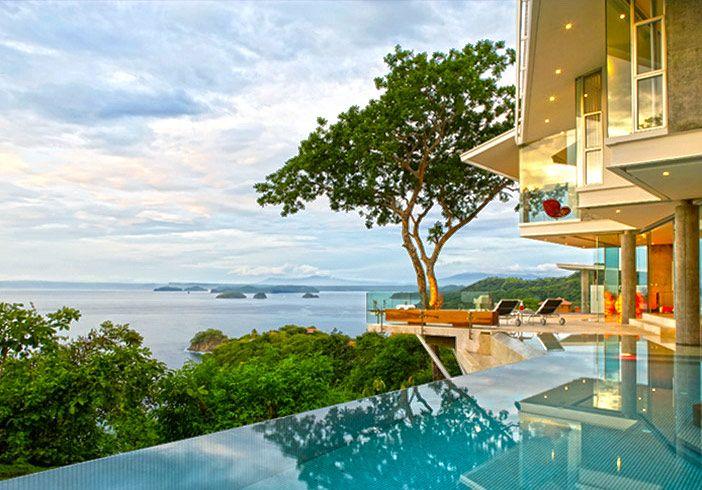 Victor Canas Costa Rican Getaway House Dream Beach Houses