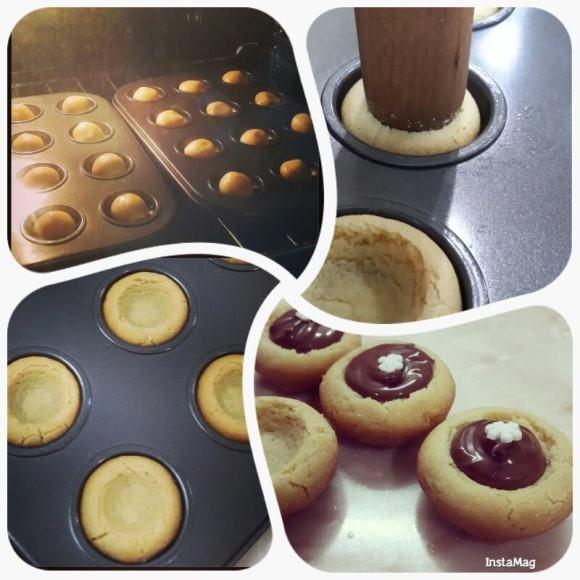 Resepi Nutella Pods Bukuresepi Com Nutella Recipes Nutella Biscuit Recipe