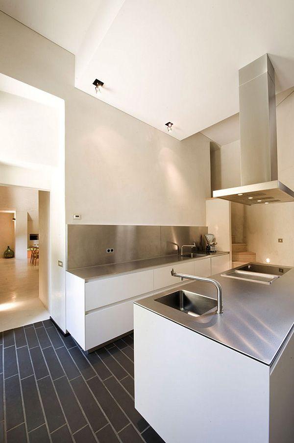 Modern Sleek Kitchen Design