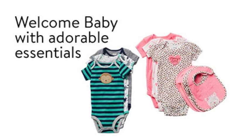 Baby & Toddler Clothing $5 & Under at Walmart   Baby ...