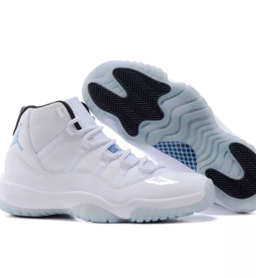 82fdc2f6dd4 Jordan Air Retro 11 XI Men Basketball shoes Space Jam 45 Bred high ...
