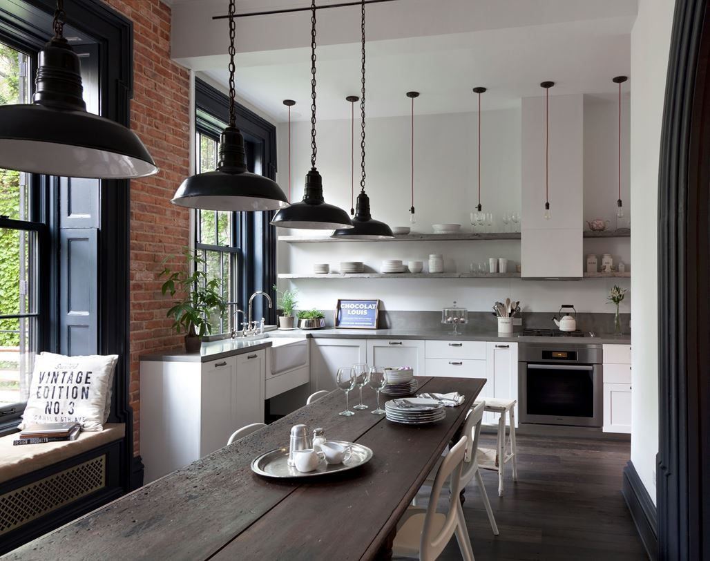 Brooklyn heights townhouse picture gallery innen pinterest