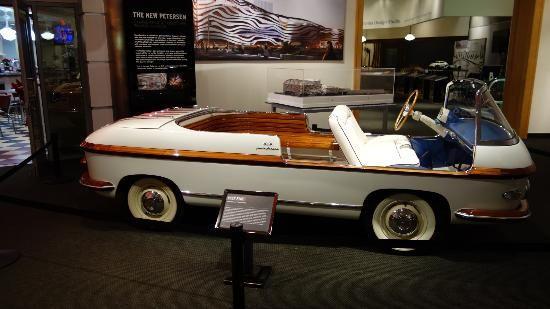 Petersen Automotive Museum: Concept Car