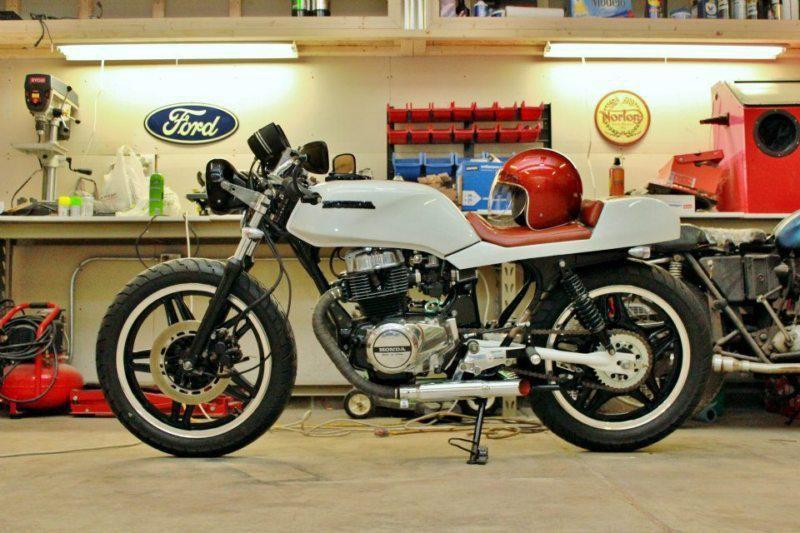80 honda cb400 - jasin motorcycles   honda, cafes and bobbers
