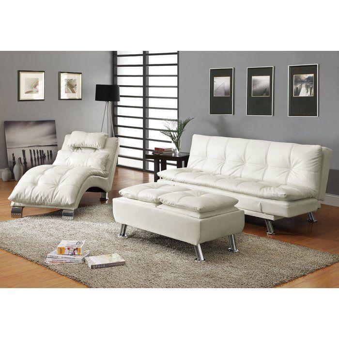 Baize Sleeper Configurable Living Room Set Home Decore
