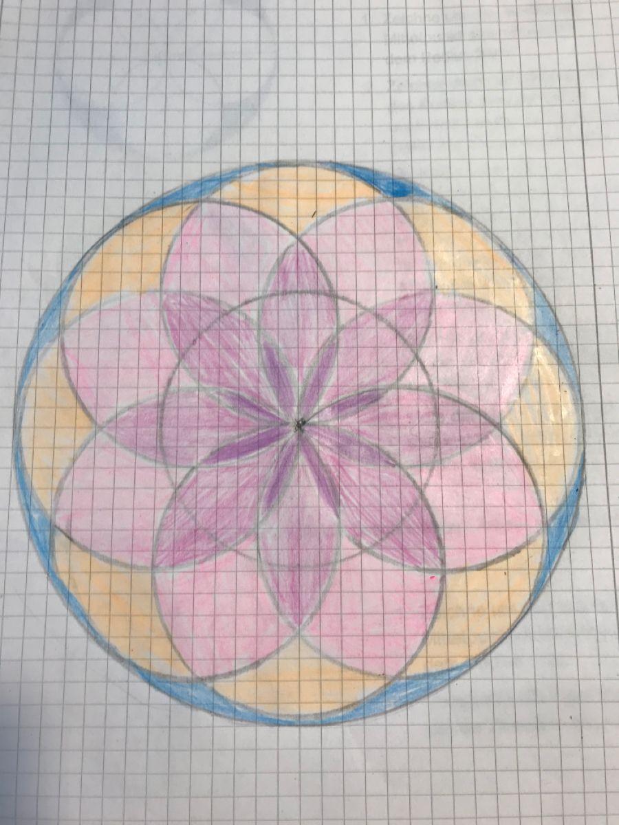 Mathekunst Mit Zirkel Lineal Labbe Blog