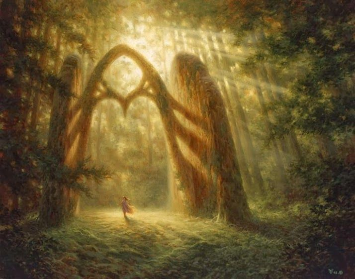 The Gate,by Christophe Vacher.