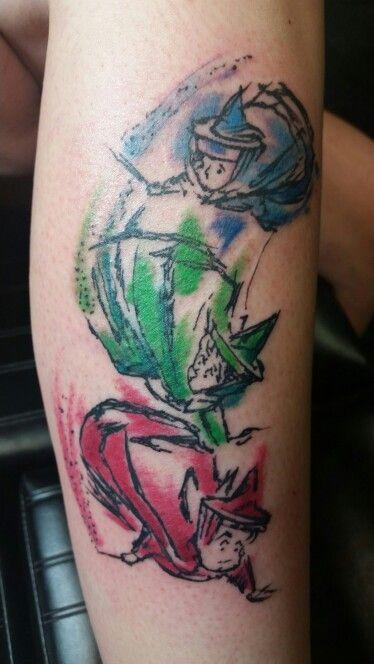 Sleeping Beauty Tattoo. Done by Matt Herl at Boneface Ink in ...
