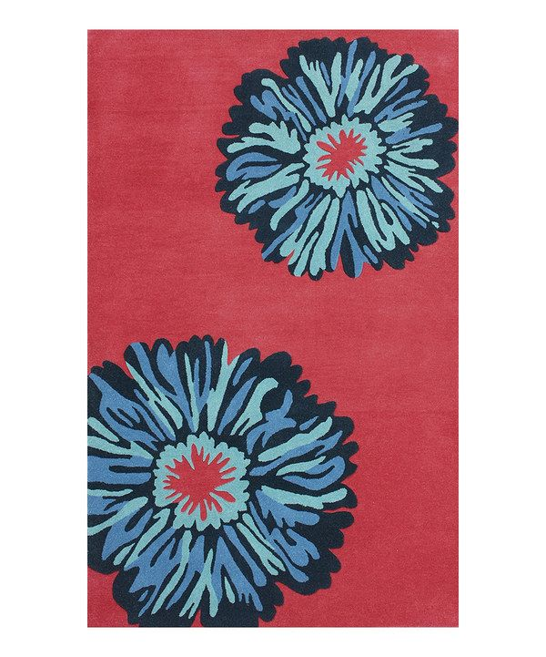 Look at this Aroma Wool Rug on #zulily today!