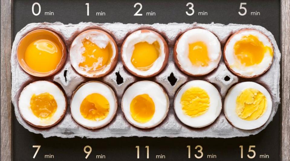Eier kochen: So lange müssen harte und weiche Eier kochen