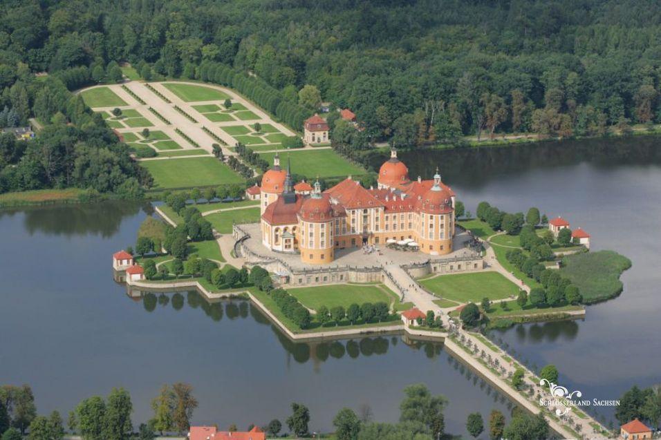 Castles Moritzburg Schloss Castle Moritzburg Germany A Baroque Palace In The German State Of Saxony Schloss Moritzburg Moritzburg Burg