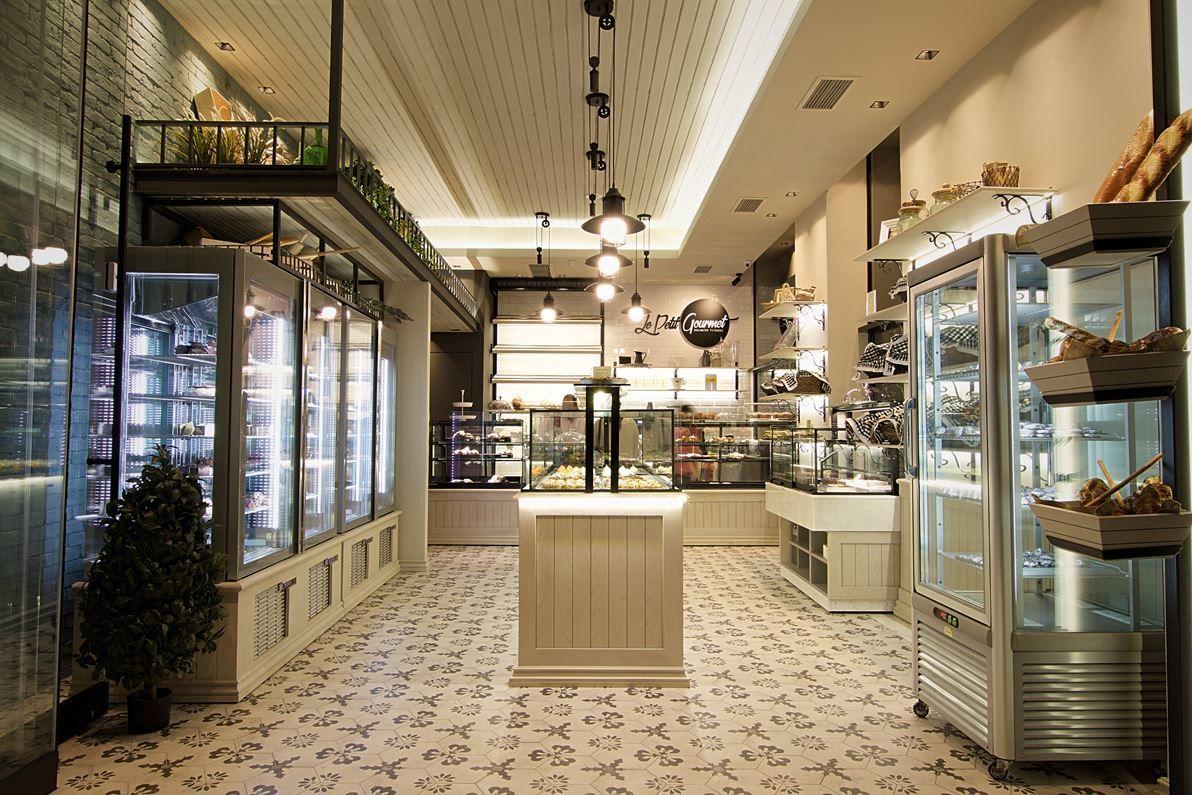 Le Petit Gourmet Boulangerie Patisserie Picture Gallery Architecture Design Design Boulangerie