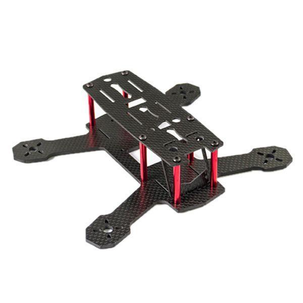 Zmr180 180mm Fibra De Carbono Mini Fpv Quadcopter Caja De Marco Con ...