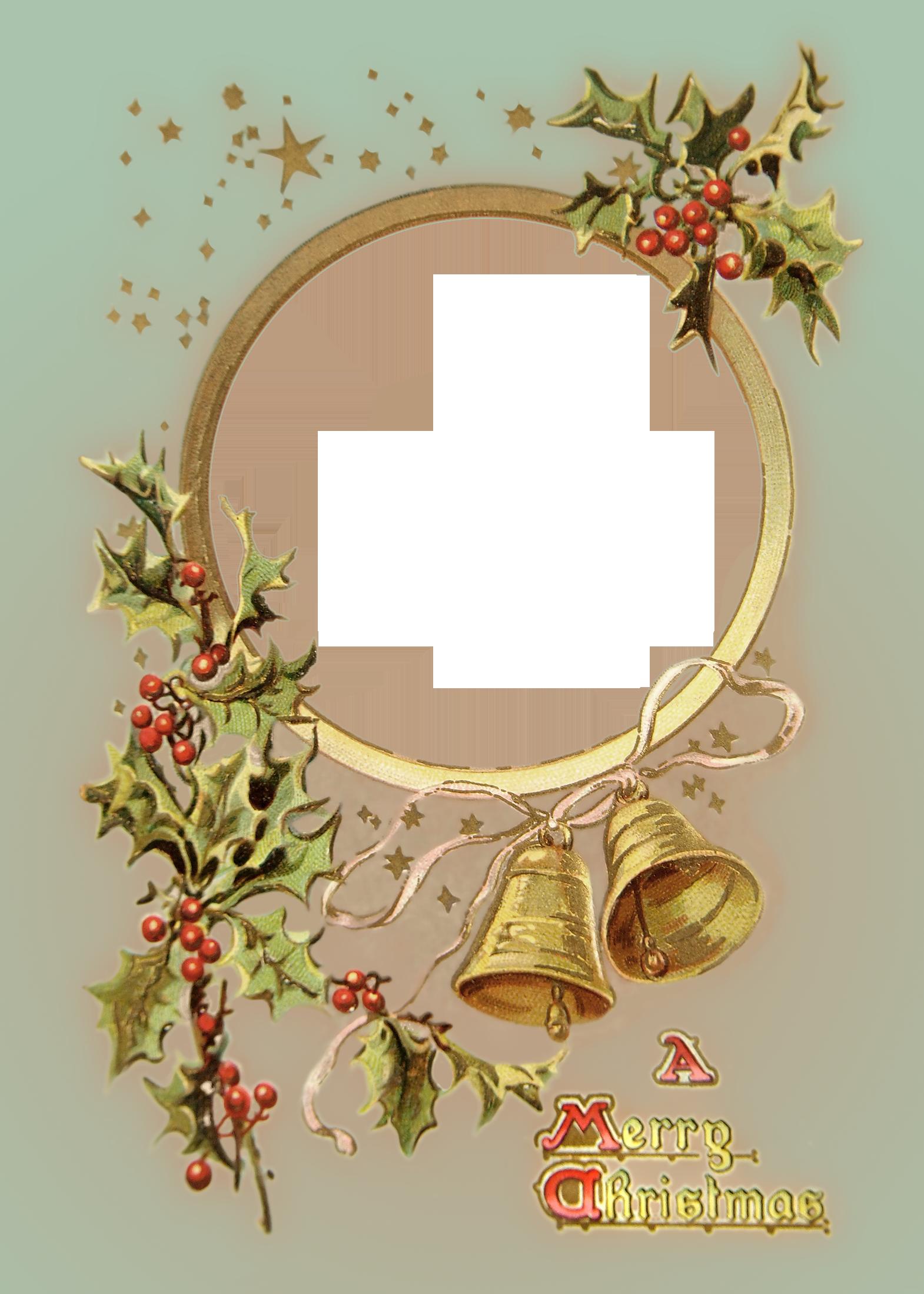 Http Www Vintagefangirl Com Wp Content Uploads 2011 12 Vintage Christmas Postcard Fra Victorian Christmas Cards Vintage Christmas Cards Christmas Photo Frame