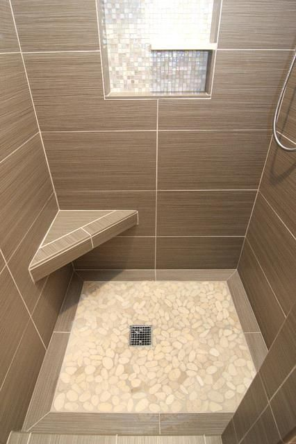 Shower Floor Designs Options Tile Ideas With Images
