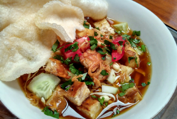 Cara Buat Tahu Kupat Sederhana Resep Makan Malam Makanan Resep Masakan