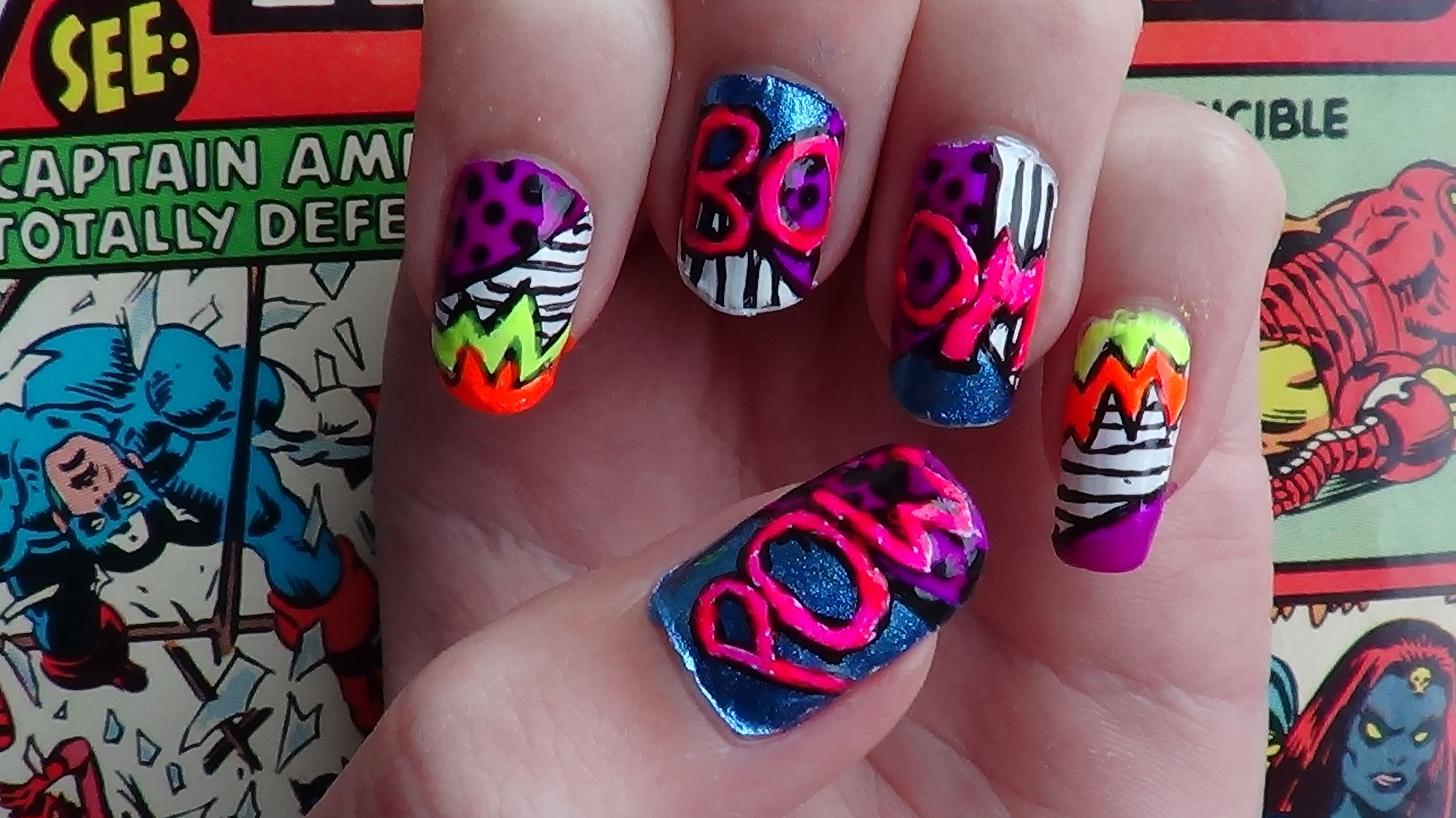Sally Hansen\'s looking for the best nail artist. Vote for the best ...