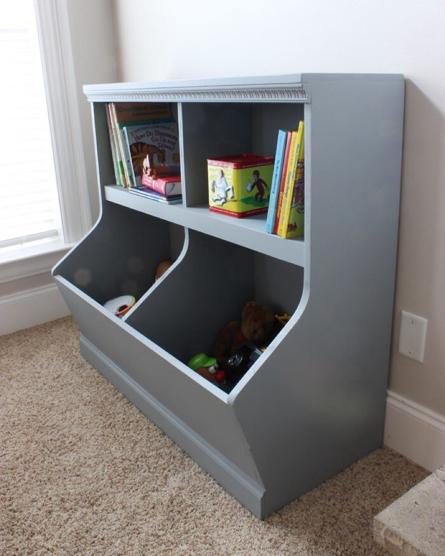 get a hold on those christmas toys and books with this awesome rh pinterest com