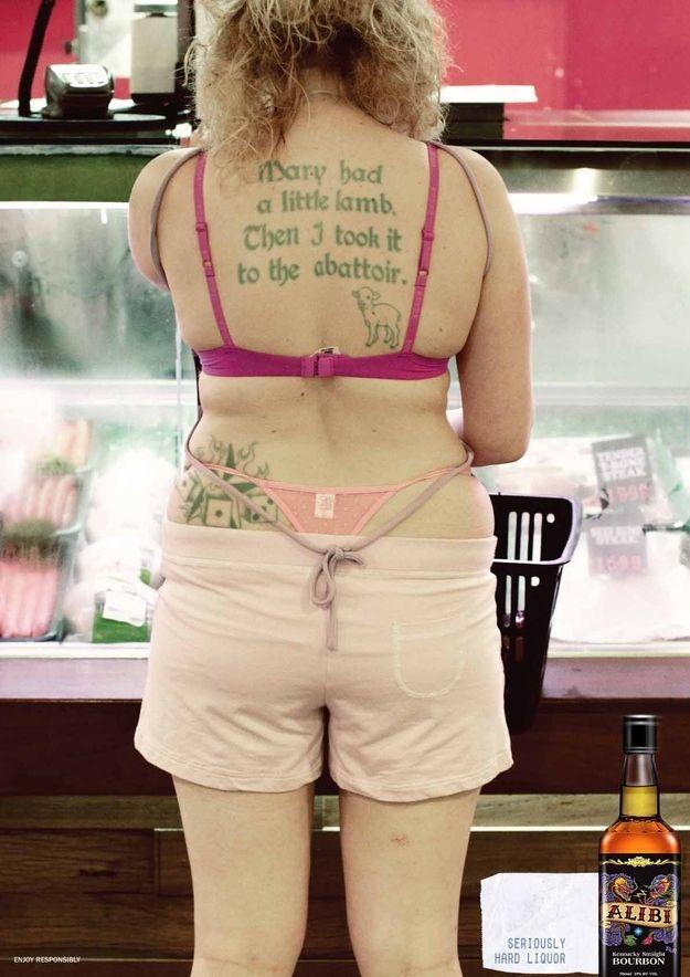Trashy women pics 43