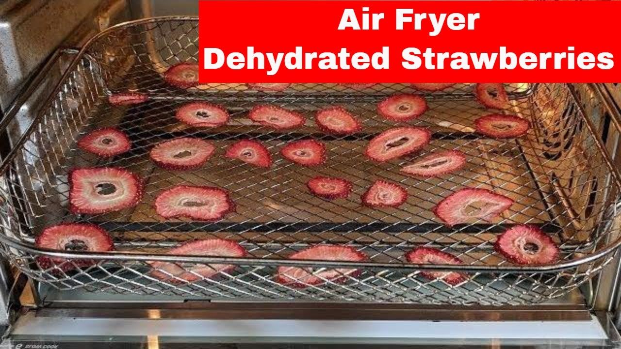 Dehydrated Strawberries Power Air Fryer in 2020 Air