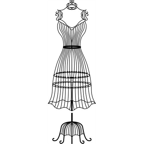Manequim pesquisa google manequins de arrame pinterest manequim google e lojas - Perchero maniqui ...
