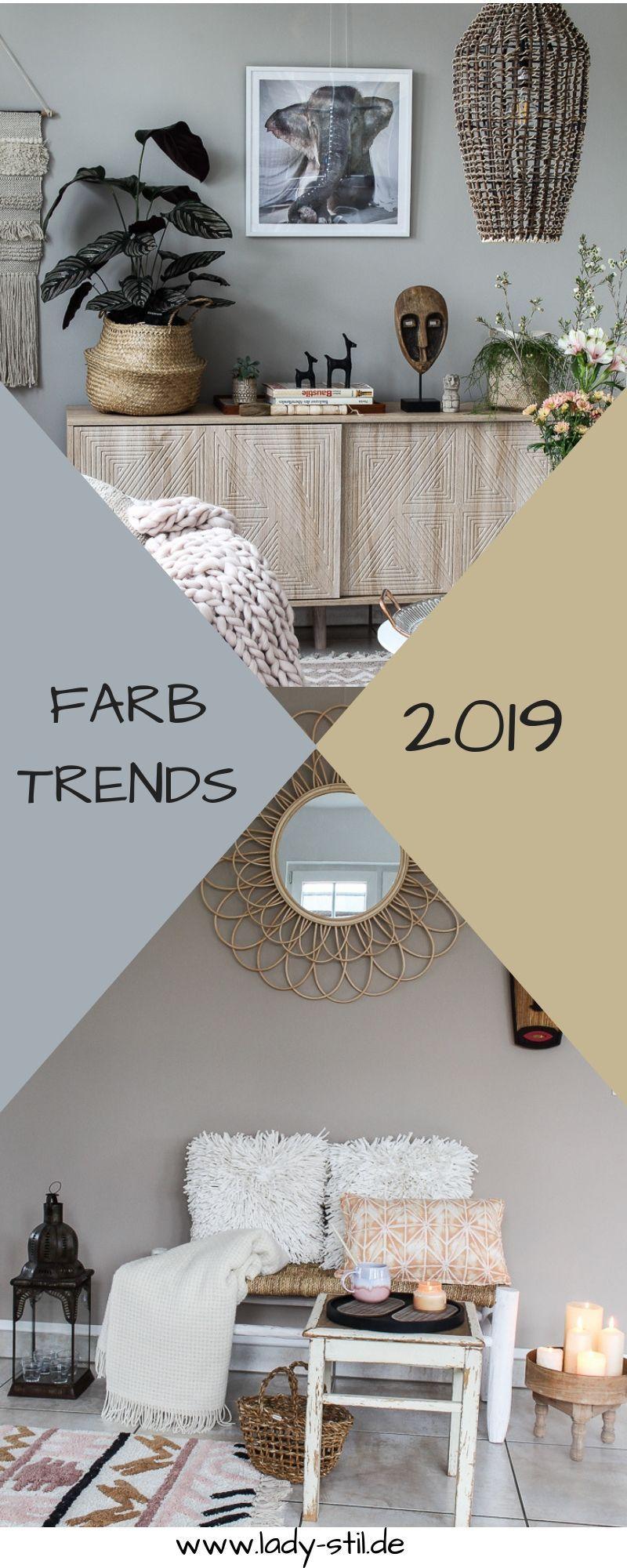 Farbtrends Wände Werbung Interior Farbtrends 2019 Wandgestaltung Wände Streichen Tip In 2020 Wandfarbe Wohnzimmer Wandgestaltung Wohnzimmer Farbe Wohnzimmer Streichen