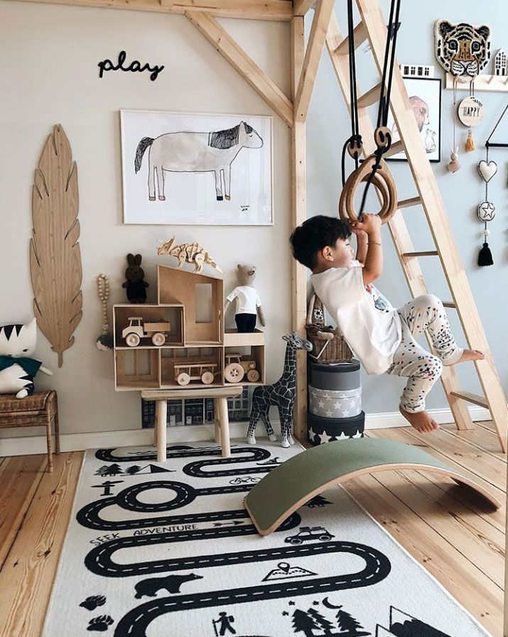 Instagram Find: Viktoria's Awe-Inspiring Kids Rooms Filled With Pretty Design images