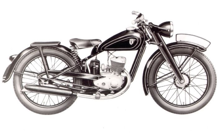 The Dkw Rt 125 The Most Copied Motorcycle Of All Time