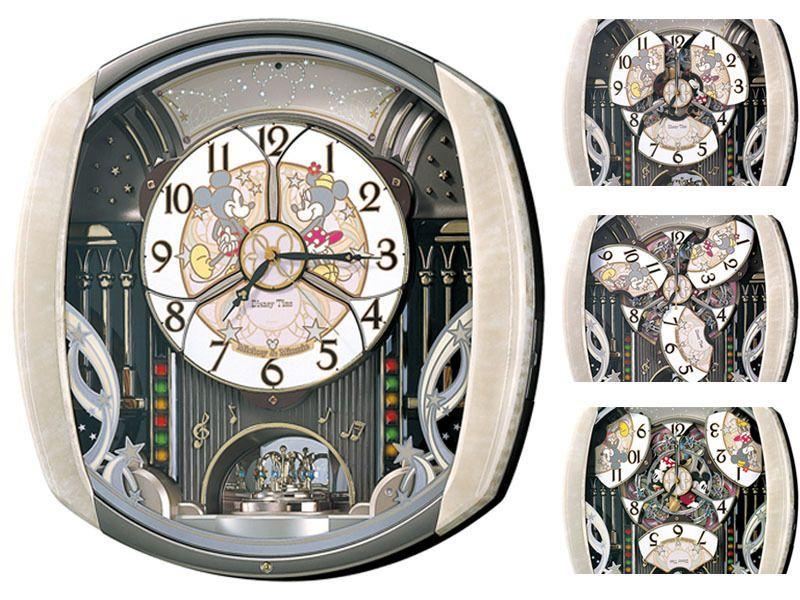 Amazing Seiko Disney Wall Clock Clock Wall Clock Disney Decor