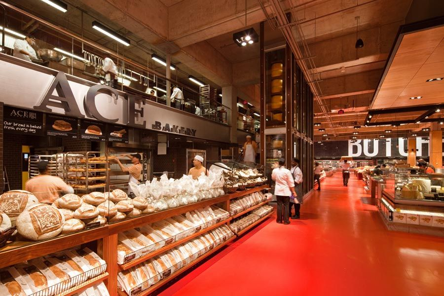 Loblaws maple leaf gardens landini associates loblaw