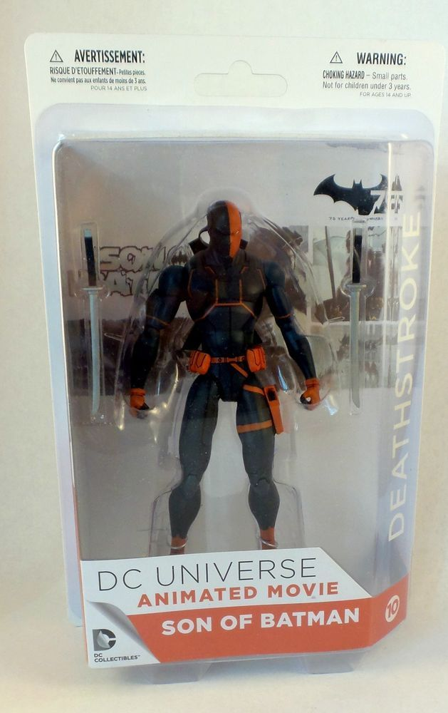 DC Universe Animated Movies Son of Batman 7in Action Figure DC Collectibles Toys