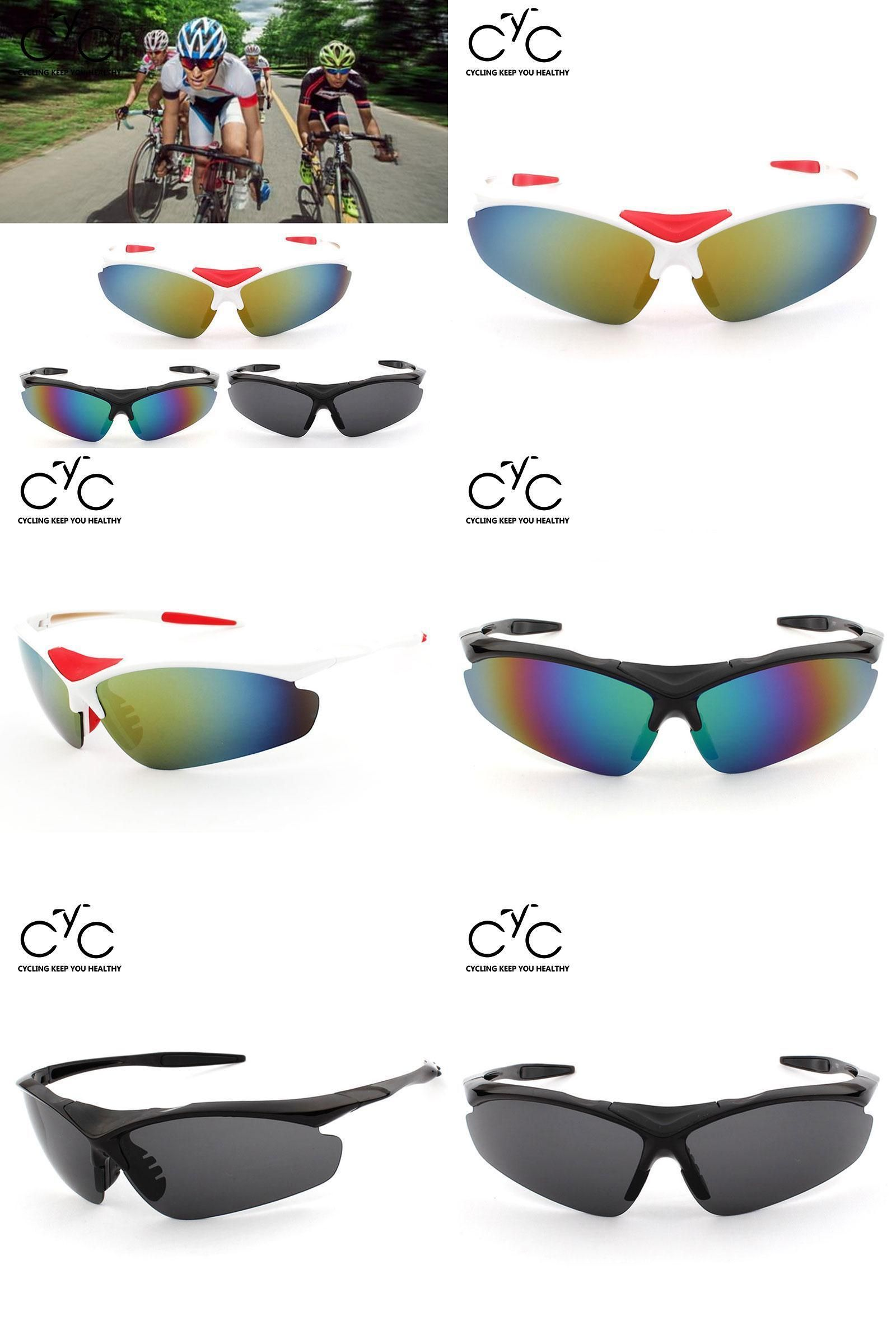 [Visit to Buy] Sunglasses Women Sports Bike Outdoor Riding