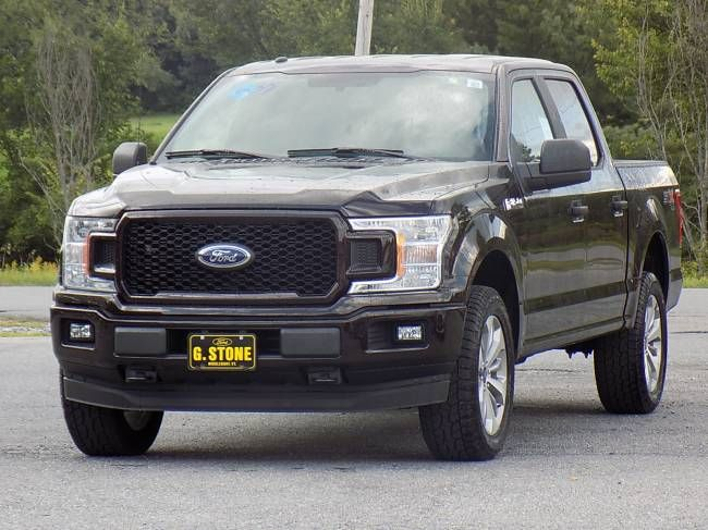 2018 Ford F 150 XL Truck Crew Cab Engine: 2.7L V 6