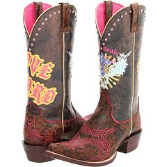 Gypsy Soule Ariat Pink and Sassy Cowboy Boots $459.95 http://www ...