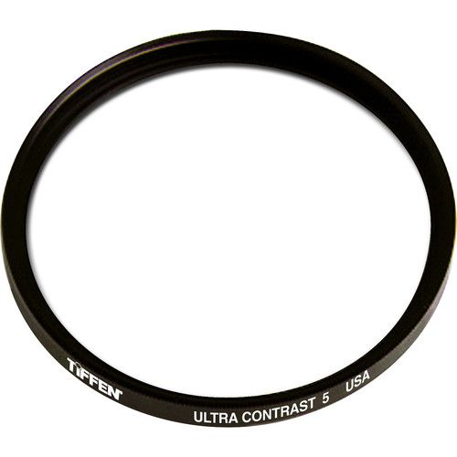 Tiffen 67mm Ultra Contrast 5 Filter Filters, Glass