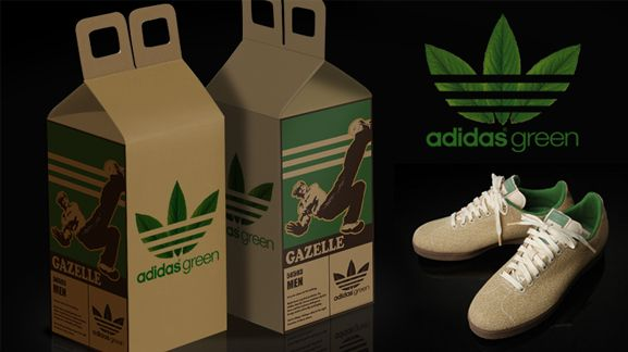 Dirk Kammerzell Portfolio Box Packaging Design Adidas