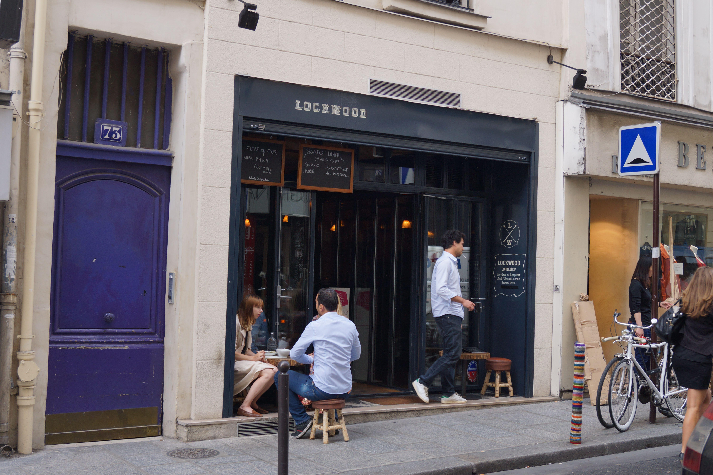 Le Lockwood//Paris//Bar//so chic