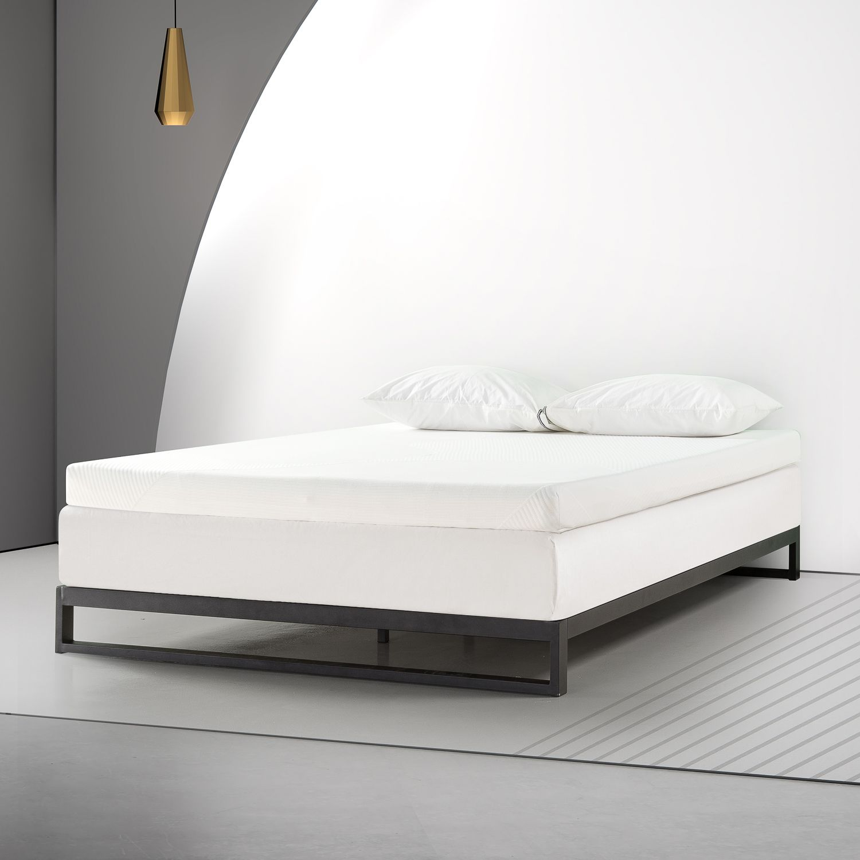 Home Memory foam mattress topper, Foam mattress, Spa