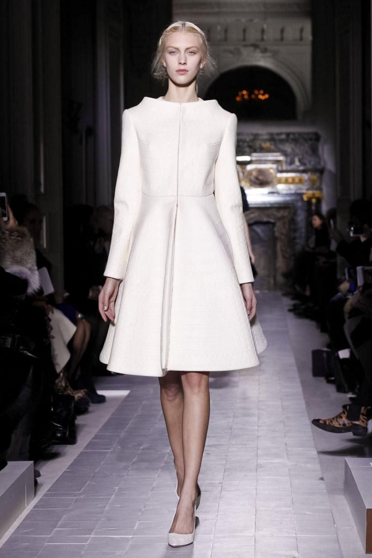 Minimalistic fashion.