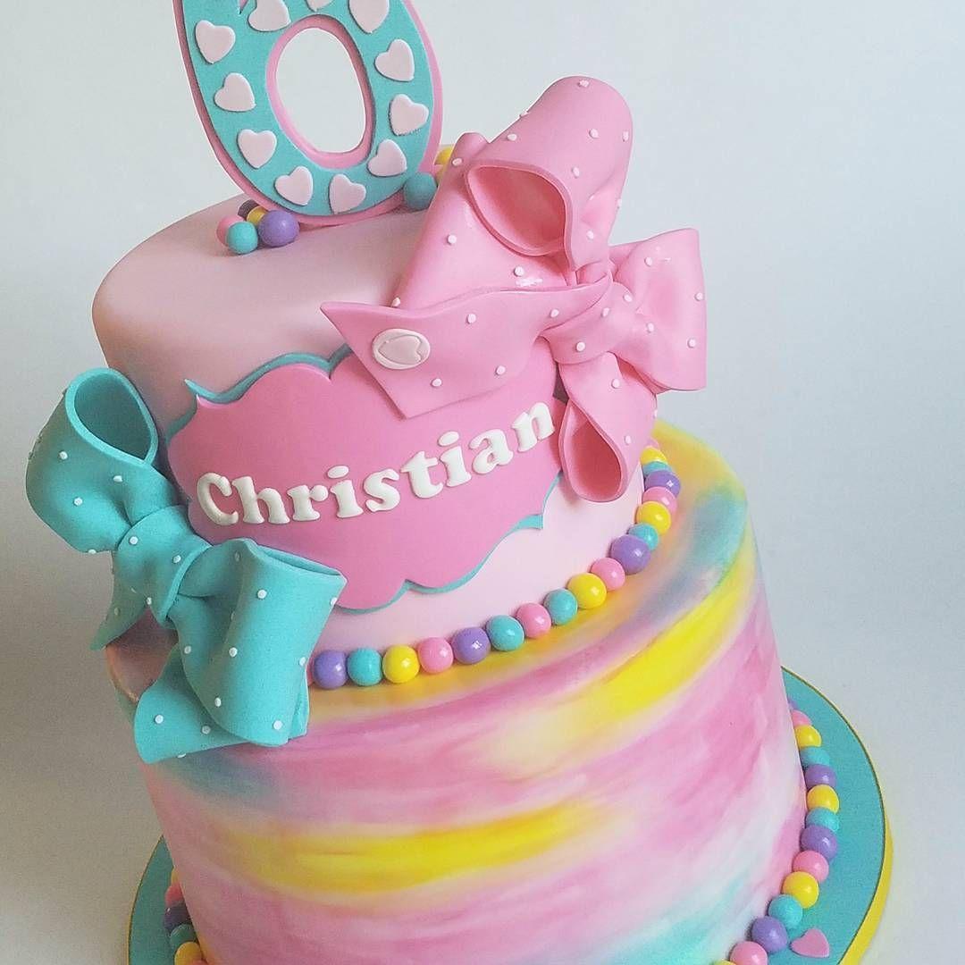 Jojo Siwa Birthday Party Ideas