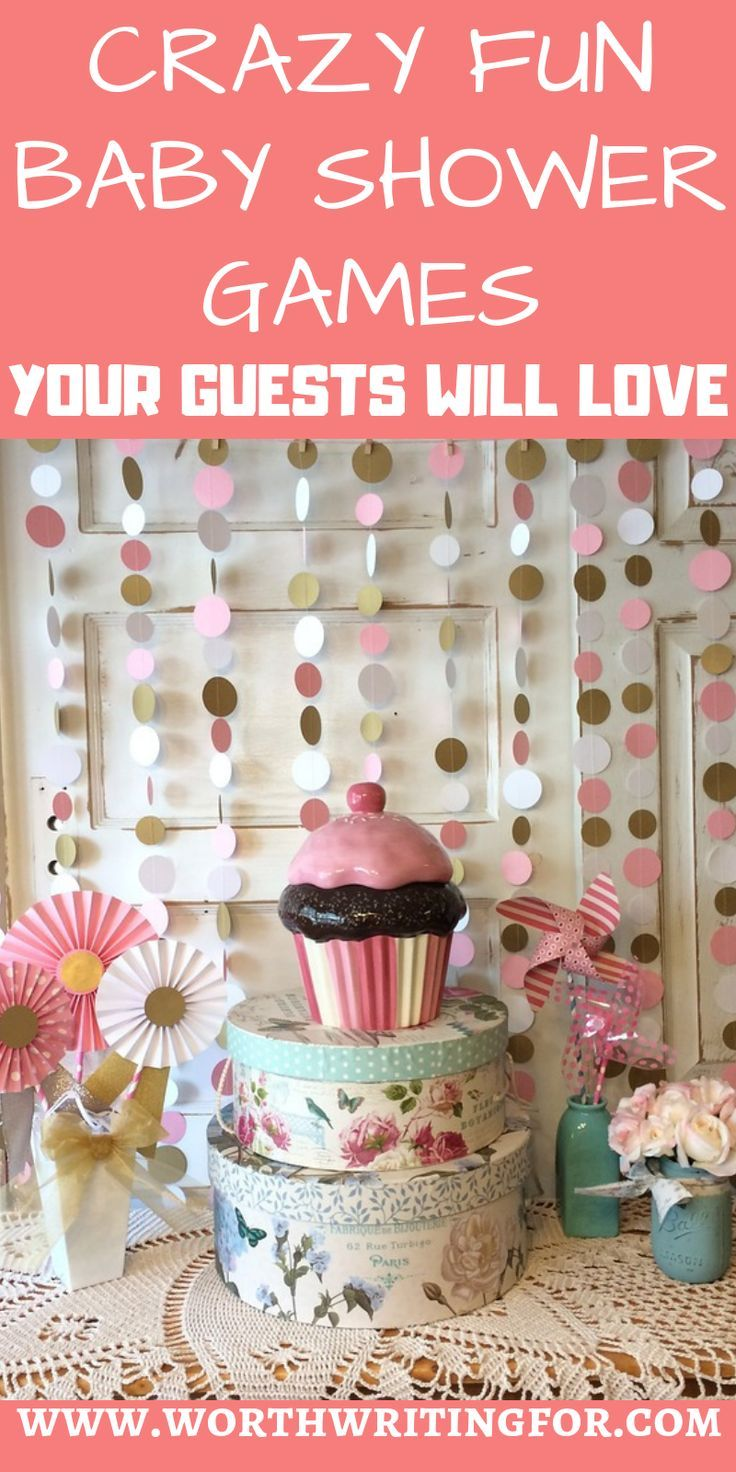 Crazy Fun Baby Shower Games For Your Best Shower Ever