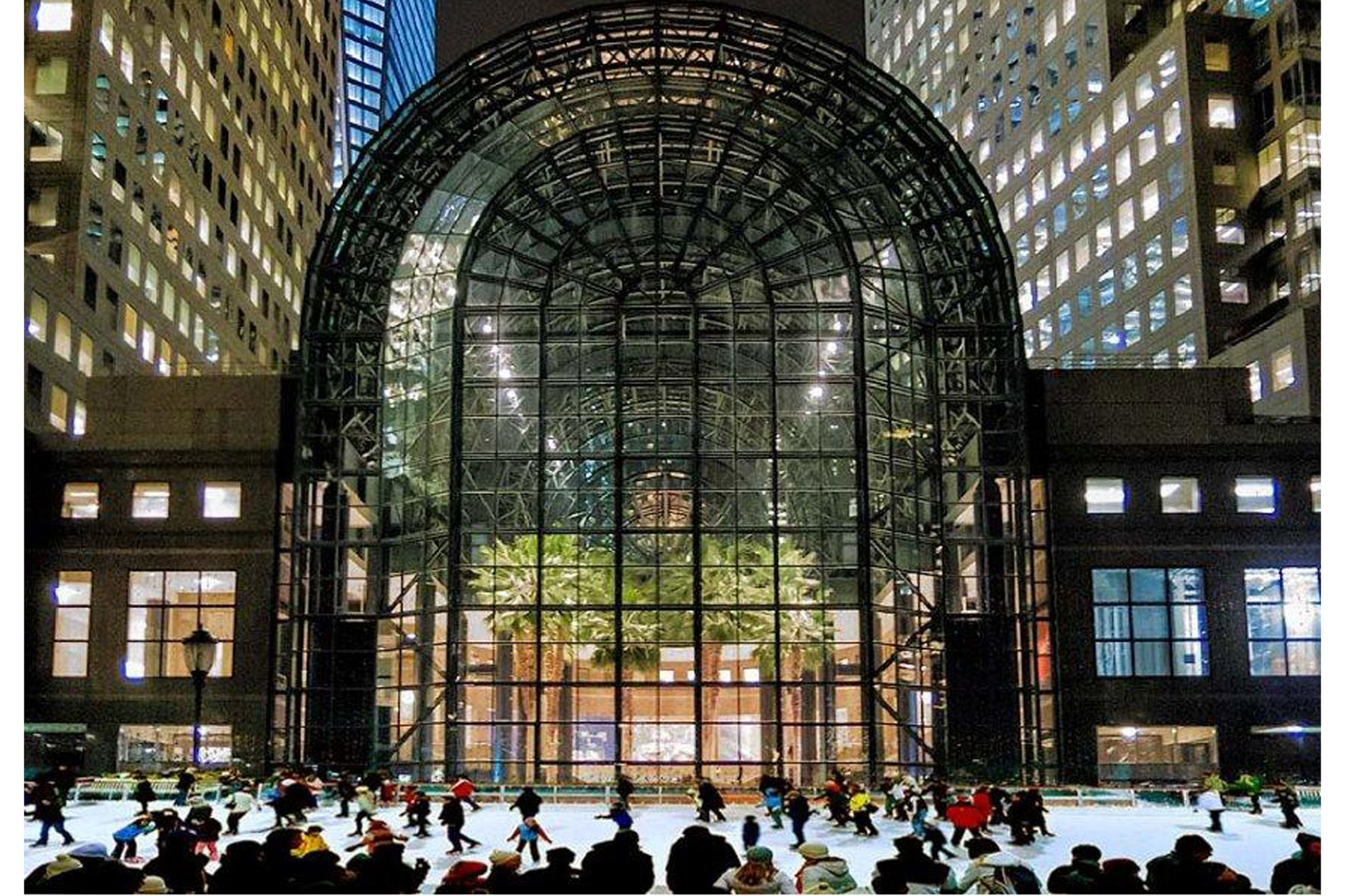 The Rink At Brookfield Place Brookfield Place Fun Restaurants In Nyc Battery Park City