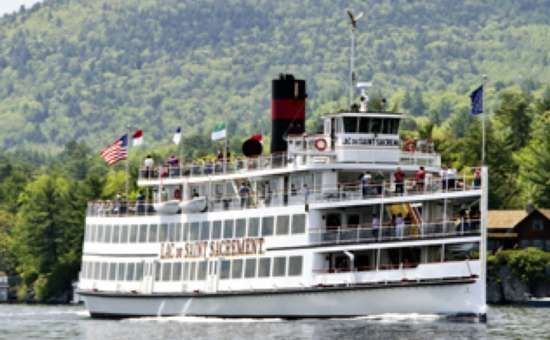 Details For Lake George Steamboat Company Located At 57 Beach Rd 12845